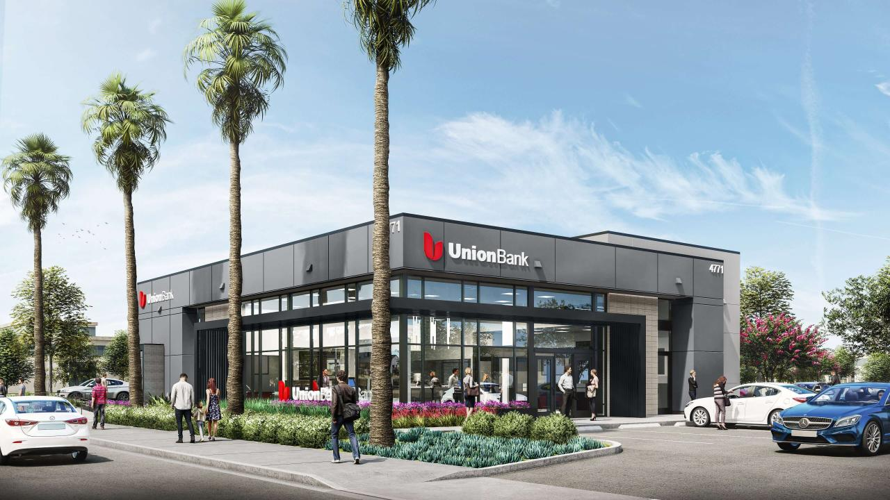 the new branch will be built for the needs of the La Mesa community today