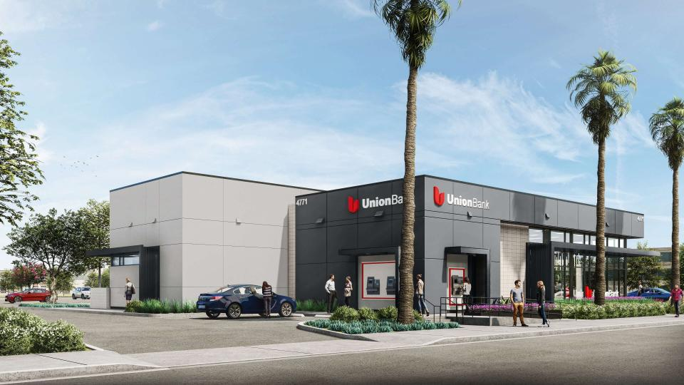 The interior of the new branch will be a direct reflection of the resilience, perseverance and heart of La Mesa.