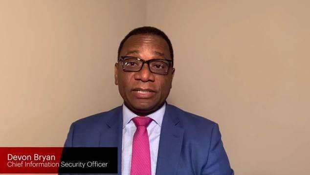 Image of Devon Bryan - Chief Information Security Officer